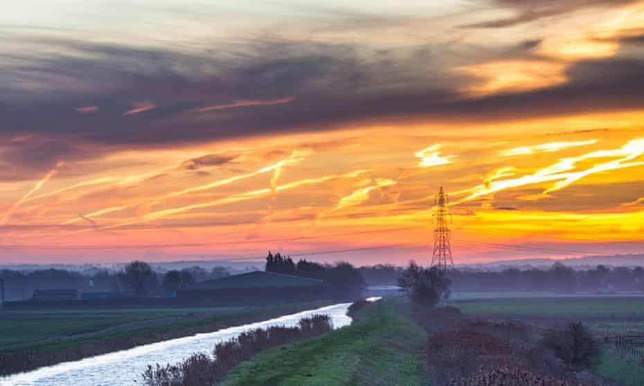 Wicken Fen, Cambridgeshire.