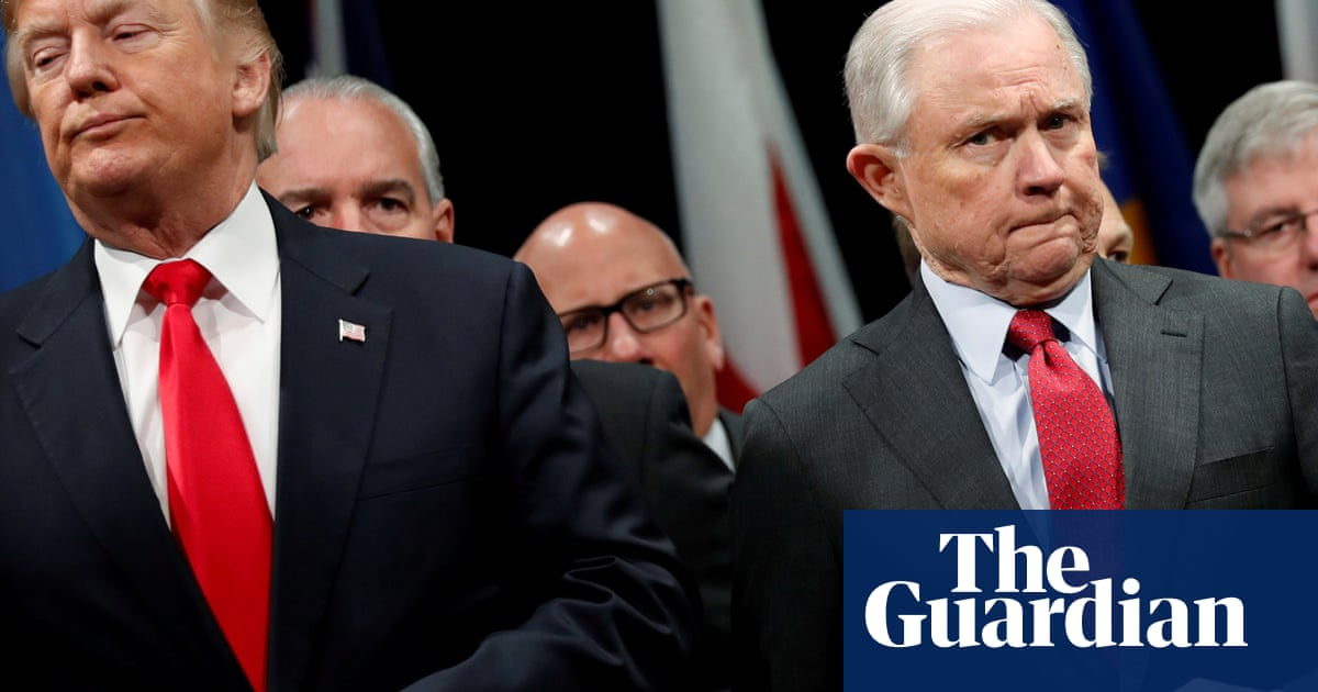Jeff Sessions snaps back after Trump tells Alabama not to trust him