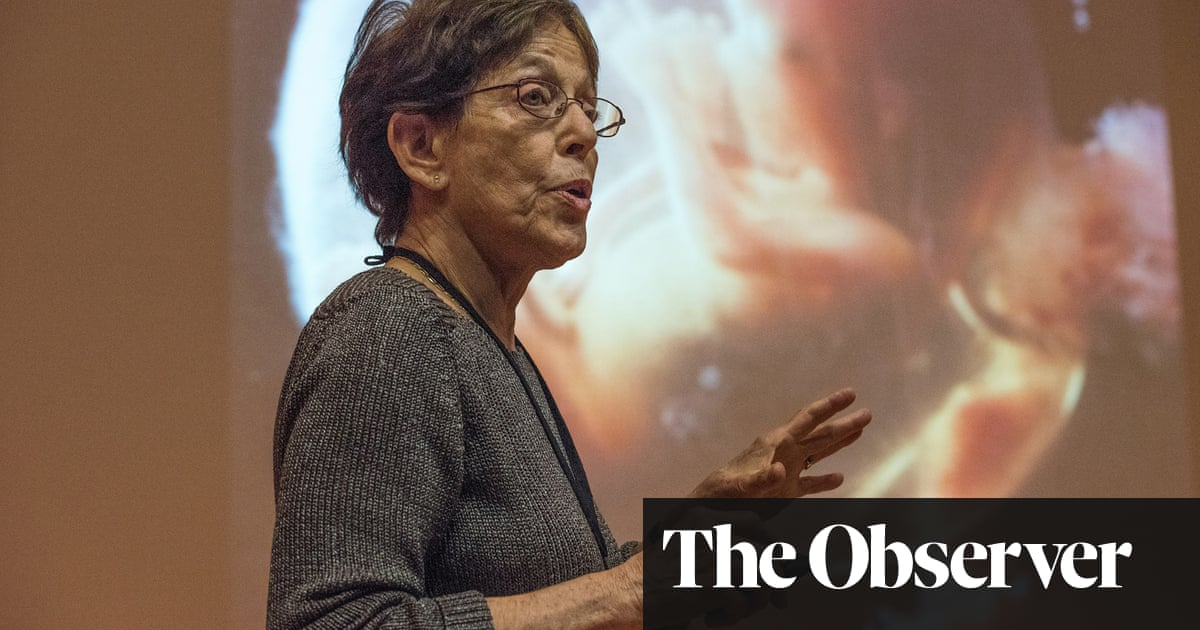 Shanna Swan: 'Most couples may have to use assisted reproduction by 2045'