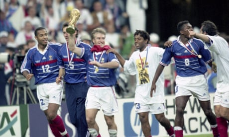 My favourite game: France v Brazil, 1998 World Cup final | Michael Hann