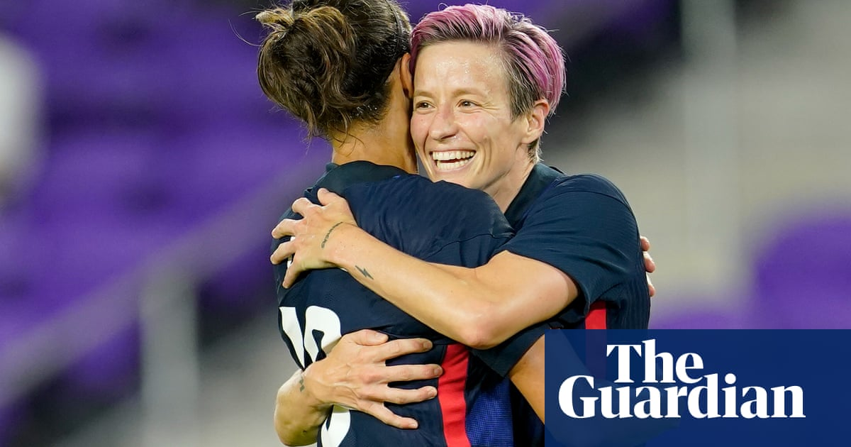 Stand or kneel? How Megan Rapinoe helped US Soccer change its tune
