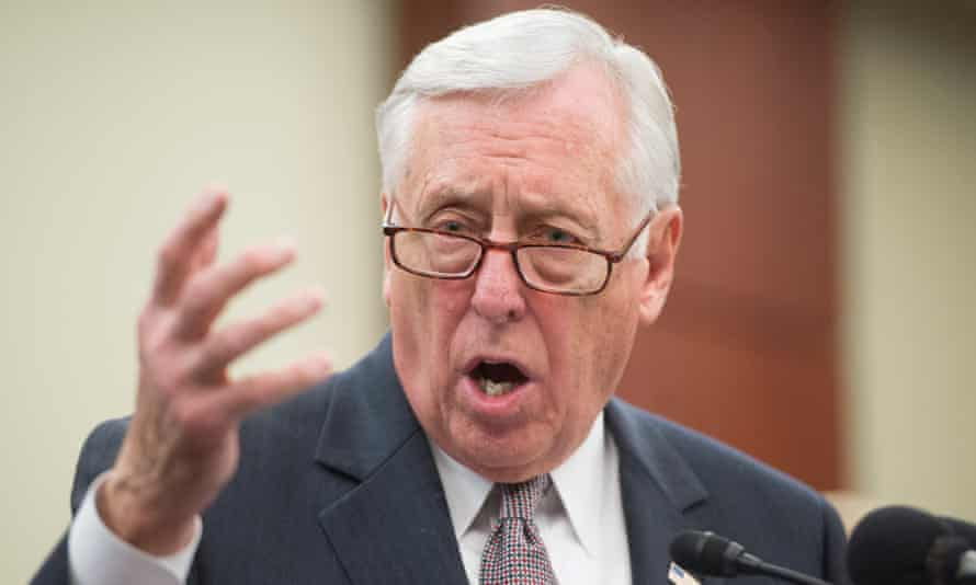 Steny Hoyer said lawmakers had settled lingering issues with the bill.