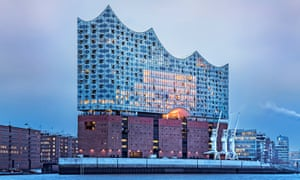 Hamburg's Elbphilharmonie