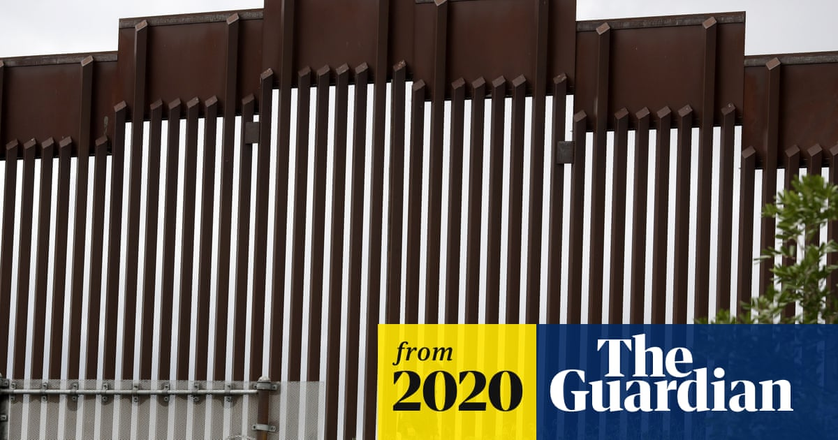 Construction of US-Mexico border wall proceeds despite coronavirus pandemic