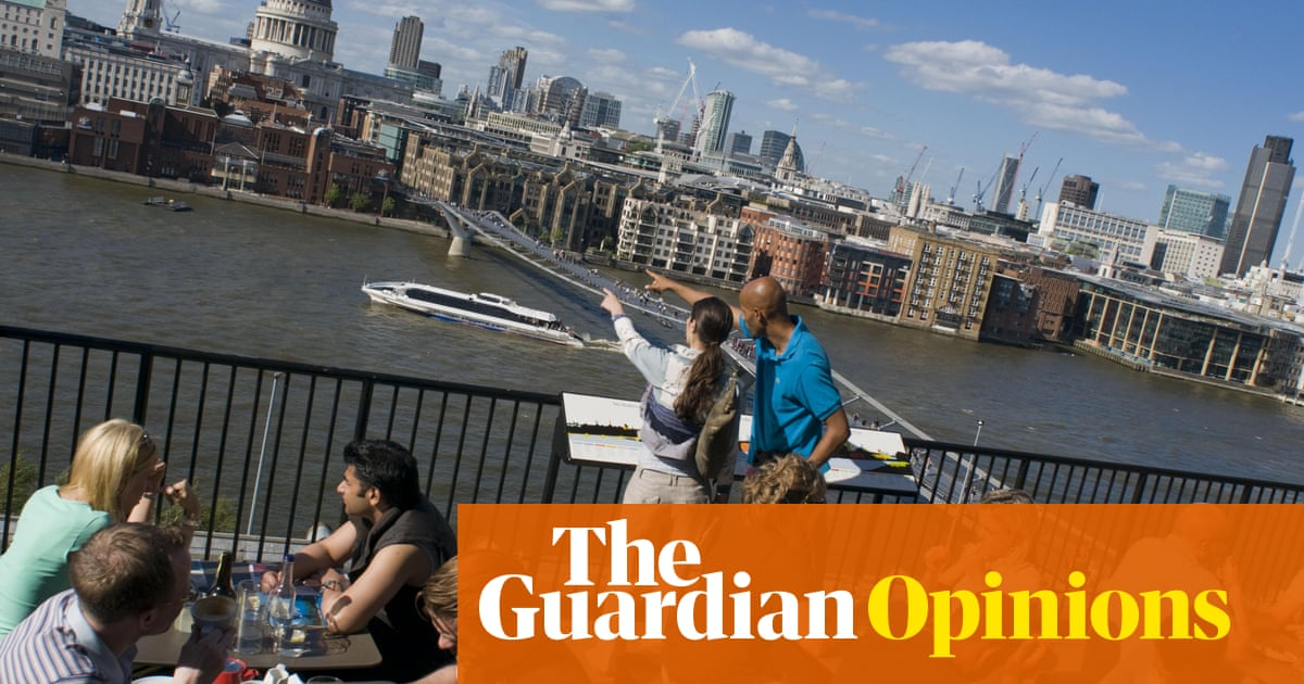 London as a separate city-state? The capital needs to check