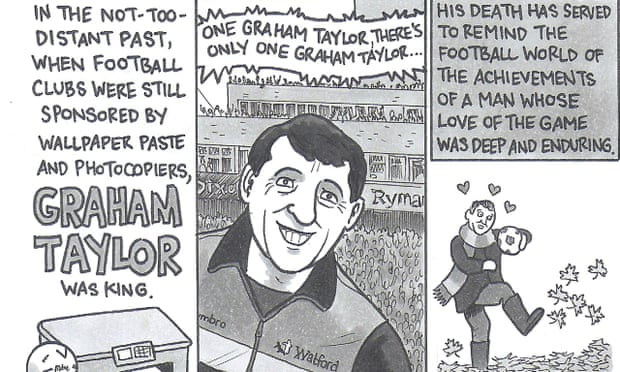 theguardian.com - David Squires - David Squires on … the life of Graham Taylor