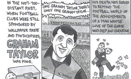 David Squires on … the life of Graham Taylor