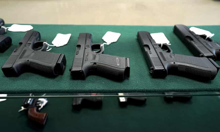 A proponent of the draft law said: 'Allowing people to learn at a young age the respect that a gun commands is one of the most important things you can do.'