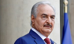 The national oil corporation commended Haftar for 'putting the national interest first'.