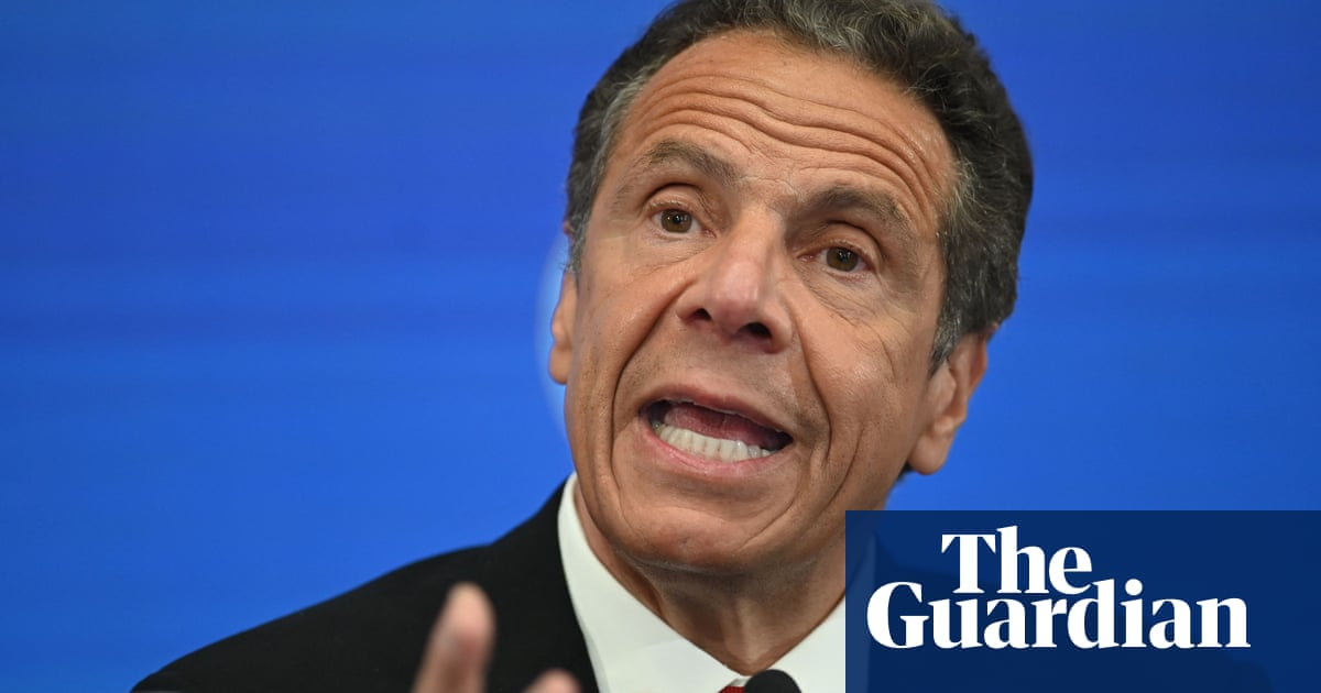 Cuomo says in farewell address he was victim of 'political and media stampede'