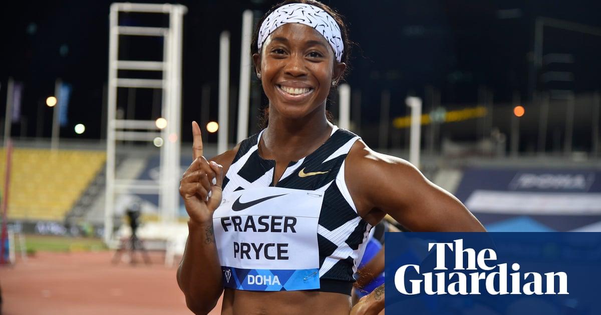 Shelly-Ann Fraser-Pryce runs second-quickest women's 100m in history