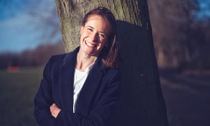 'I'm 10 per cent terrified' … Author and lawyer Abigail Dean, Dulwich Park, London
