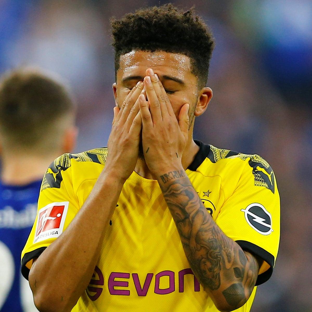 Dortmund And Schalke Both Have Cause For Revierderby Regrets Bundesliga The Guardian