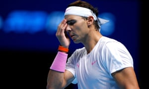 Rafael Nadal is out of the World Tour Finals, and has still never won the year-ending ATP tournament.