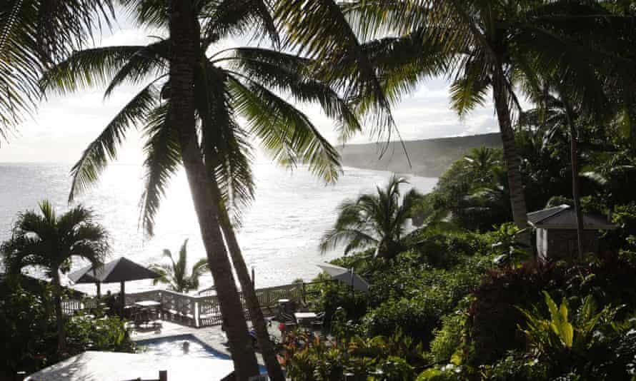 The island of Niue.