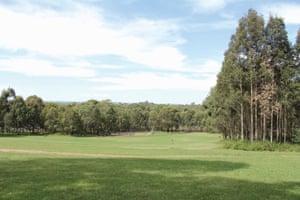 Ironbark Ridge in Rouse Hill regional park.