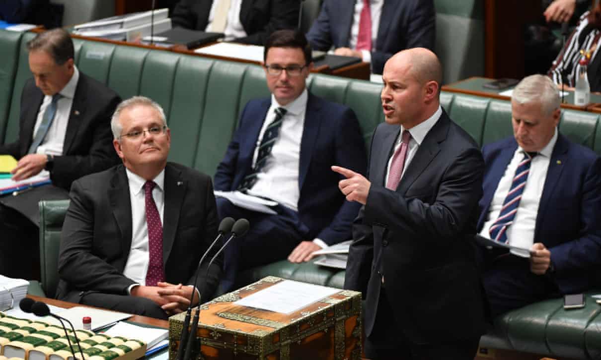 Australia, Australian budget 2021,Covid vaccination, Josh Frydenberg, Scott Morrison, coronavirus, Harbouchanews