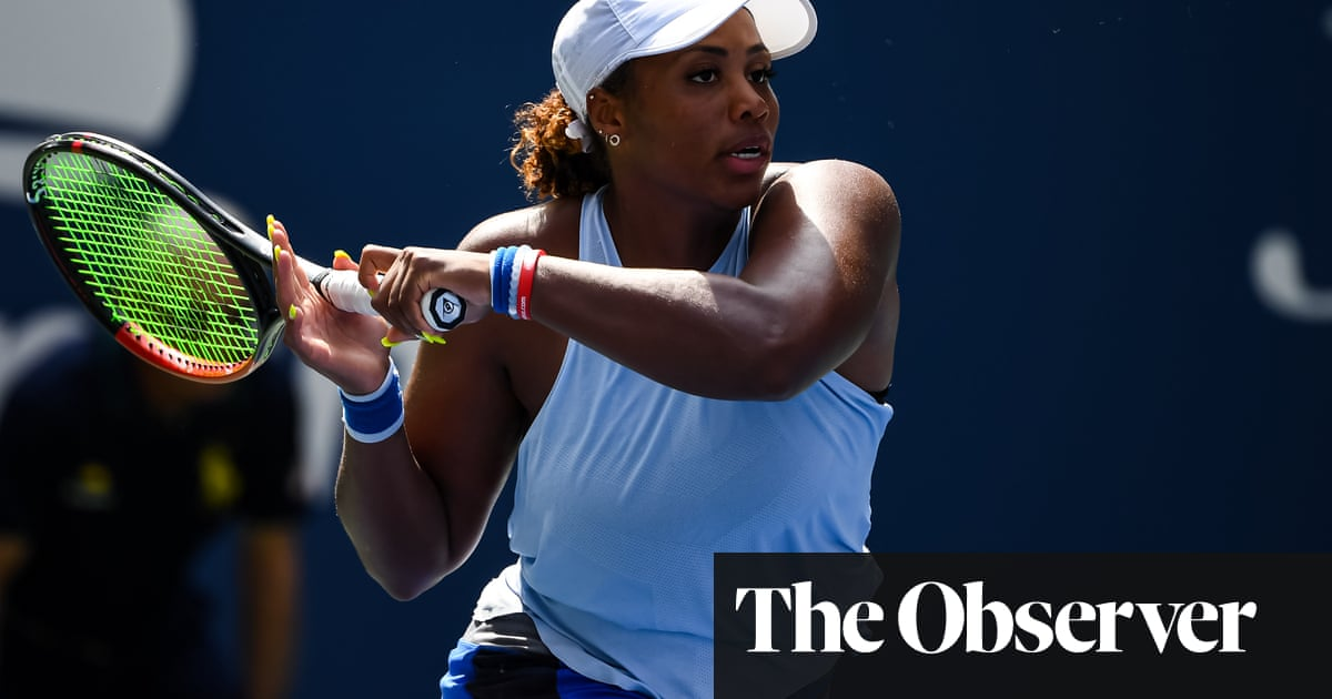 Taylor Townsend aiming to go all the way and finally fulfil promise