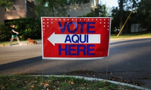 Seven weeks before the midterm elections, six out of 10 Latinos surveyed nationally said they had not been contacted by a candidate or political party to register to vote.