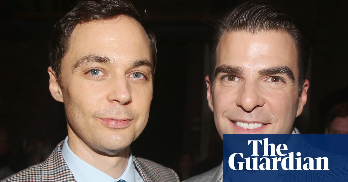 Jim Parsons and Zachary Quinto: 'Truman and Tennessee were lightning rods'