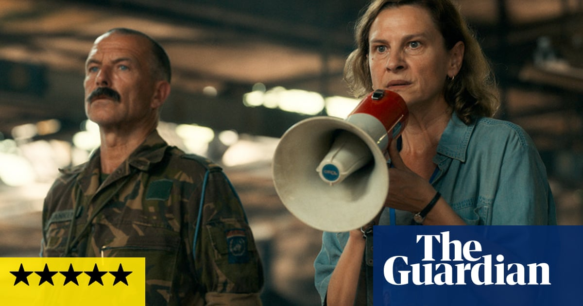 Quo Vadis, Aida? review – shattering return to Srebrenica