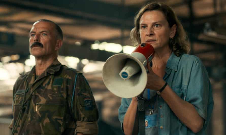 Quo Vadis, Aida? review – profoundly moving story of the Srebrenica massacre | Drama films | The Guardian