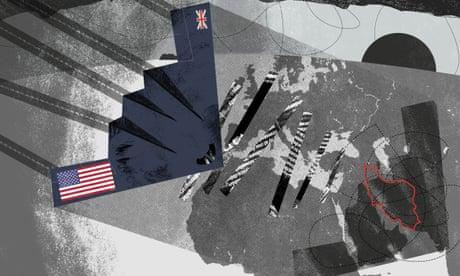 The heedless drift towards war with Iran shames Britain