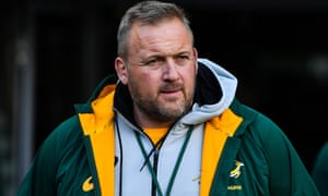 Matt Proudfoot, the former Springbok forwards coach, will take charge of England's pack in the Six Nations.
