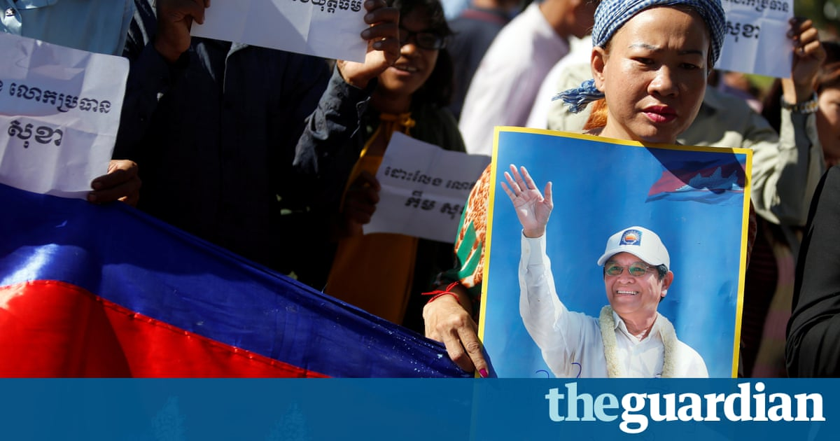 World must wake up to crackdown in Cambodia, says exiled opposition politician