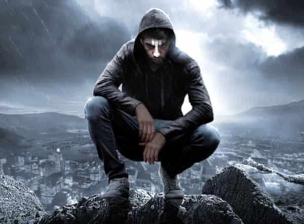 Hunter Page-Lochard as Koen West in Cleverman.