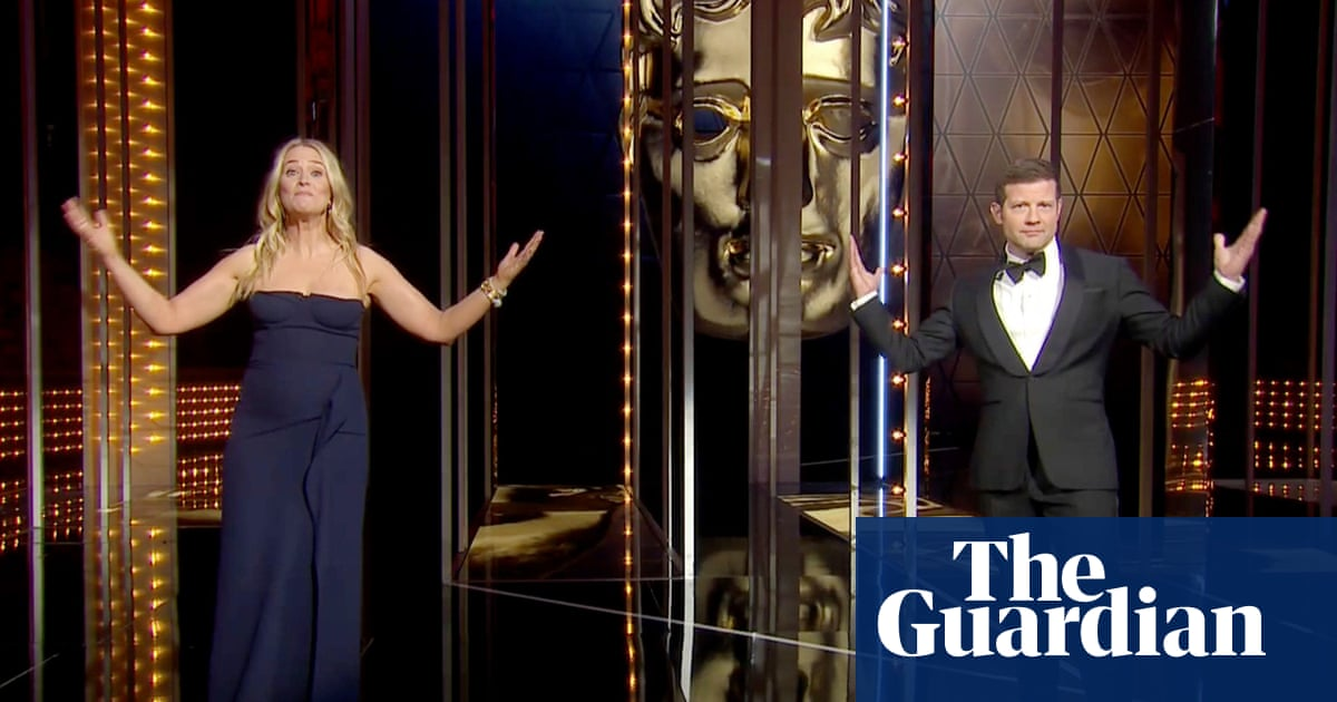 Baftas 2021: the winners, the dresses, the PPE – in pictures