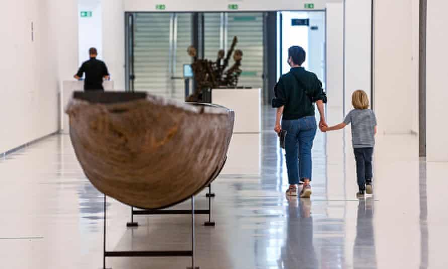 The Africa Museum in. Tervuren, Belgium