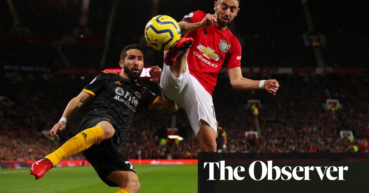 Bruno Fernandes' debut for Manchester United ends in frustration against Wolves