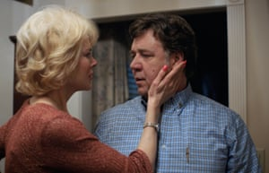 Nicole Kidman and Russell Crowe as the parents in Boy Erased.