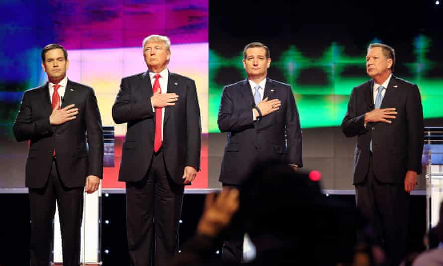 The Republican primary campaign proved that fantasy war-mongering is now solidly mainstream.