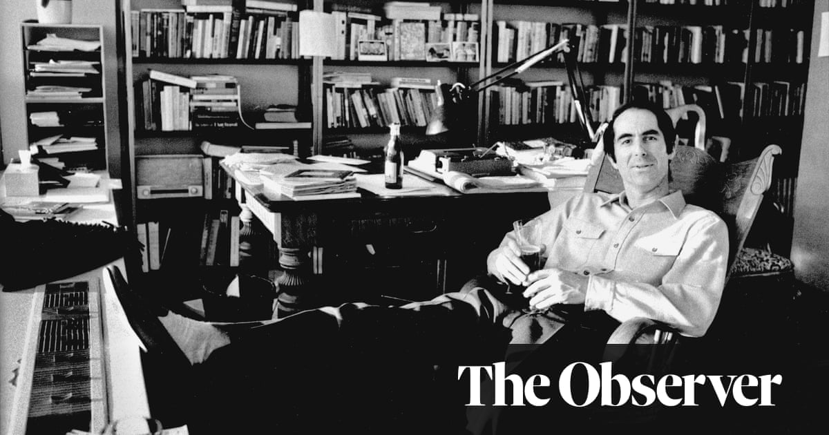 Philip Roth: The Biography by Blake Bailey review – definitive life of a literary great in thrall to his libido
