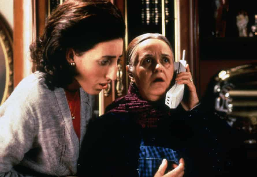 Rossy de Palma and Chus Lampreave