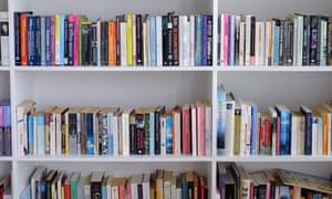 No, no, no … a full bookcase.