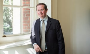 David Simmonds, who chairs the LGA's asylum, migration and refugee task group