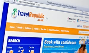 Travel Republic insists its waiver is not an attempt to put the risk on to customers.