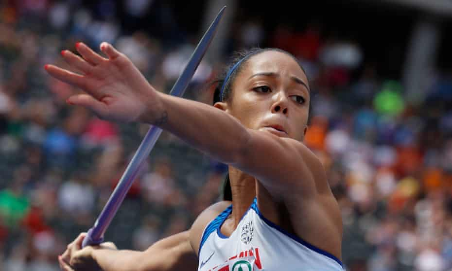 Katarina Johnson-Thompson won gold at the European Indoor Championships in Glasgow and at the Commonwealth Games last year.