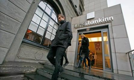 Iceland's 2008 financial meltdown hit infant health.