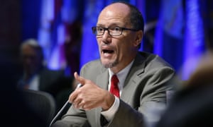 Tom Perez is seen by supporters as able to articulate the concerns of the working class and represent minorities fearful of a Trump administration.