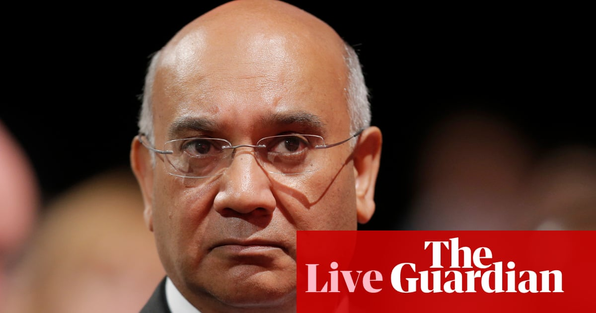 Keith Vaz 'should be ashamed' of 'unpleasant bullying' of Commons official, inquiry finds – UK politics live