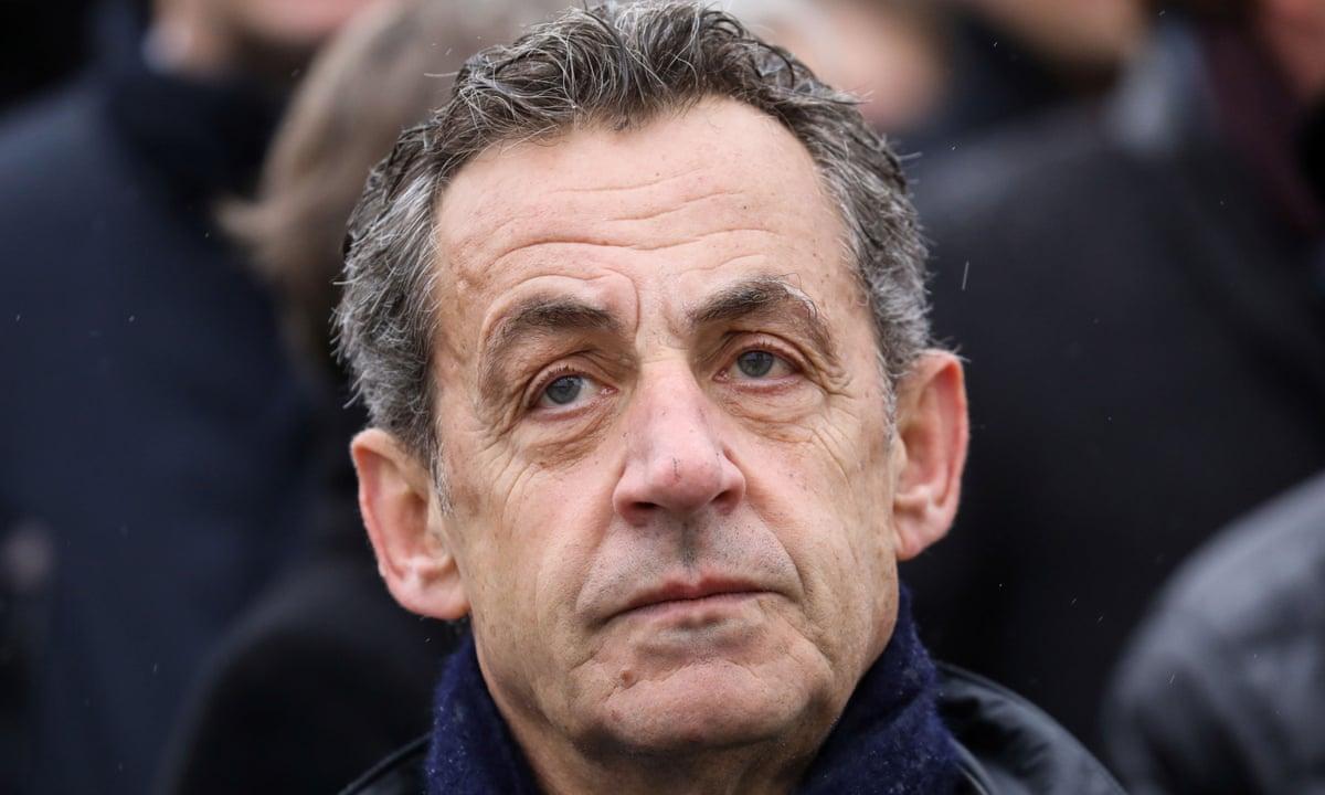 French Ex President Nicolas Sarkozy To Stand Trial In October Nicolas Sarkozy The Guardian