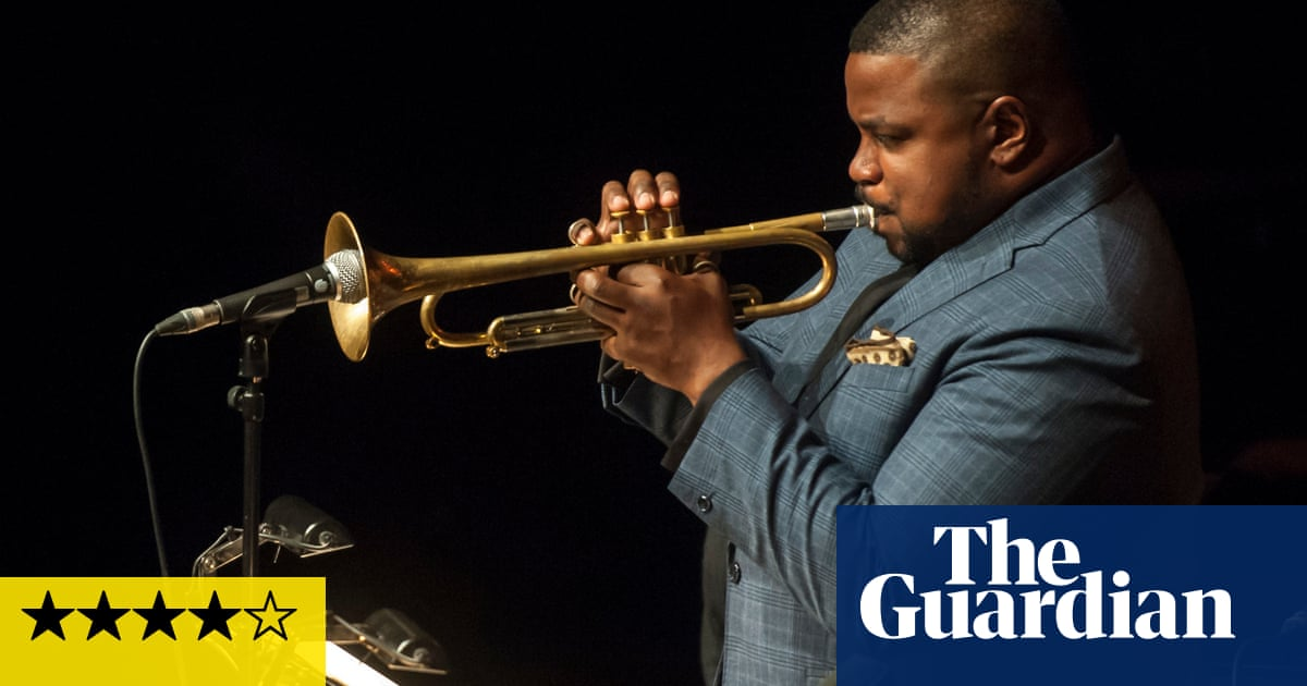 Jeremy Pelt: Griot – This Is Important! review – a jazz album for everyone