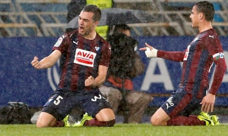 Eibar's remarkable journey takes them to the edge of Europe | Sid Lowe