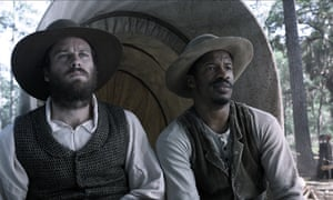 """Armie Hammer Nate Parker """"The Birth of a Nation"""