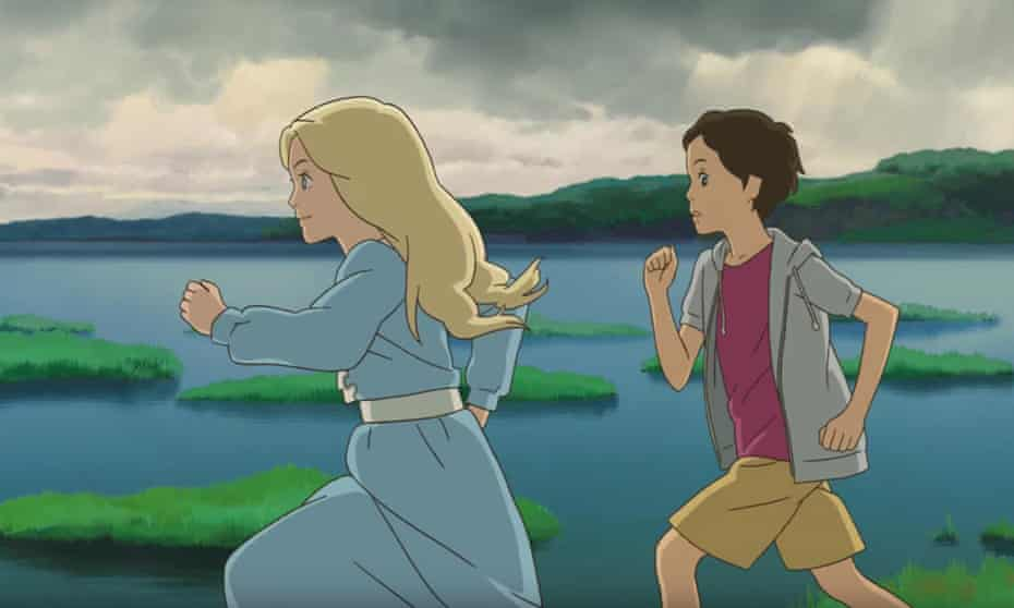 'If a central character was male, I'd probably put too much emotion into it' … When Marnie Was There