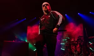 B-Real from Cypress Hill performs at O2 Academy Brixton in December 2018.